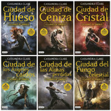 Cazadores De Sombras -crónicas Magnus Bane - Cassandra Clare