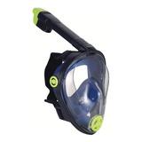 Mascara Completa De Snorkel U.s. Divers Full Mask Hidroair