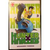 Hunter X Hunter Manga Original En Español
