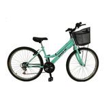 Bicicleta Mtb Aro 26  Para Dama Deportiva