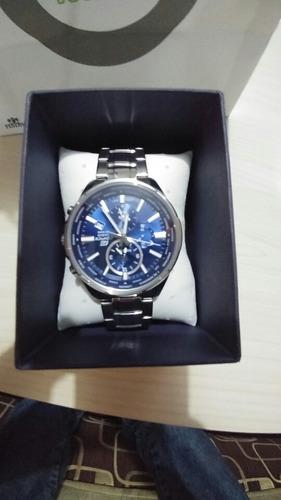 eb23d2421ad5 Reloj Casio Edifice Efr-304d-2a 5468 Nuevo En Caja