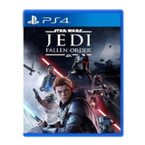 Star Wars Jedi Fallen Order Ps4  Disponible Entrega Inmediat