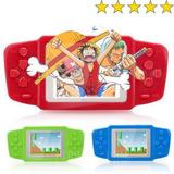 Consola Portátil Para Niños Con 268 Juegos 2.5 Pulgadas