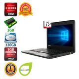 Lenovo Thinkpad Amd Dual Core Hdmi Vga Usb 3.0 X131e X140e