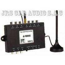 Car Isdb-t Decodificador De Tv Digital S/.249.99 Instalado