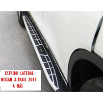 Estribo Lateral Nissan X -trail 2014 A Más