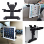 Soporte Para Tablet Universal P/ Cabecera Carro Tablet Ipad