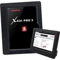 Scanner Multimarca Automotriz X431 Pro3 Launch Promocion