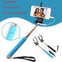 Monopod Selfie Stick C/cable Sin Bluetooth
