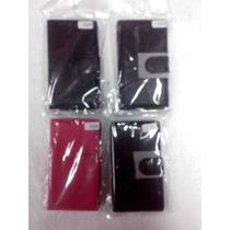 Flip Cover Estuche Forro Cuero Para Nokia 520 En Oferta!!!!!