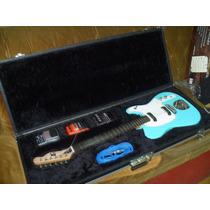 Estuche Rigido Duro Hardcase Guitarra Bajo Teclado Todamarca