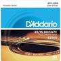 Cuerdas Para Guitarra Acústica D