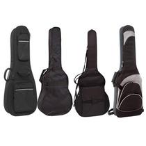 Estuche Funda Para Guitarra Acustica Y Electroacustica