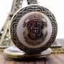 Reloj De Bolsillo Harry Potter Hogwarts Warner