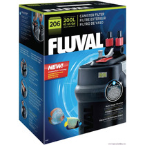 Filtro Canister Fluval 206 Serie 06 - Peces- Acuario