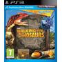 Wonderbook Walking With Dinosaurs Ps3 Nuevo Sellado Original