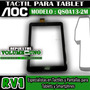 Tactil Para Tablet Aoc - Modelo Q80a13-2m - 8 Pulgadas