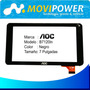 Tactil Para Tablet Aoc B7120ln 7 Pulgadas Logo Aoc Original