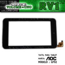 Tactil Para Tablet Aoc U702 - 7 Pulgadas - Negro