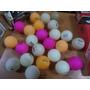 G25 Pelotas De Ping Pong Diferentes Marcas Nuevas