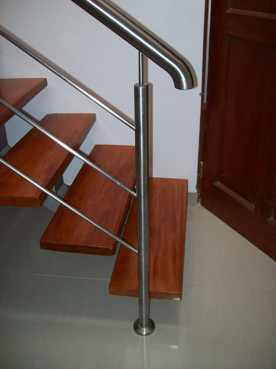 Decorar cuartos con manualidades barandas acero for Baranda para ducha