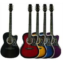 Guitarra Acústica Importada Freeman,venezia,precio Unico!!!
