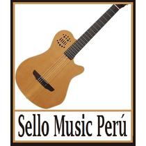 Guitarra Tipo Godin Acústica A Precio De Infarto!!!