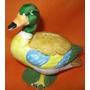 Curioso Pato De Ceramica Alcancia