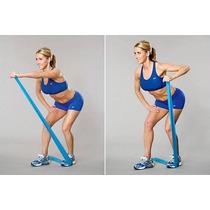 Pack De 3 Bandas Elásticas Para Yoga Y Terapia Física