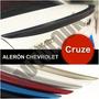 Chevrolet Cruze Accesorio Aleron Spoiler Posterior