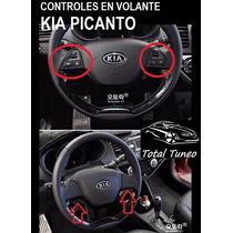 Control Audio Volante Timon Kia Picanto 2011|2016 Original