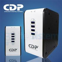 Estabilizador Cdp R2cu-avr1008i 8 Salidas 4 Port Itelsistem