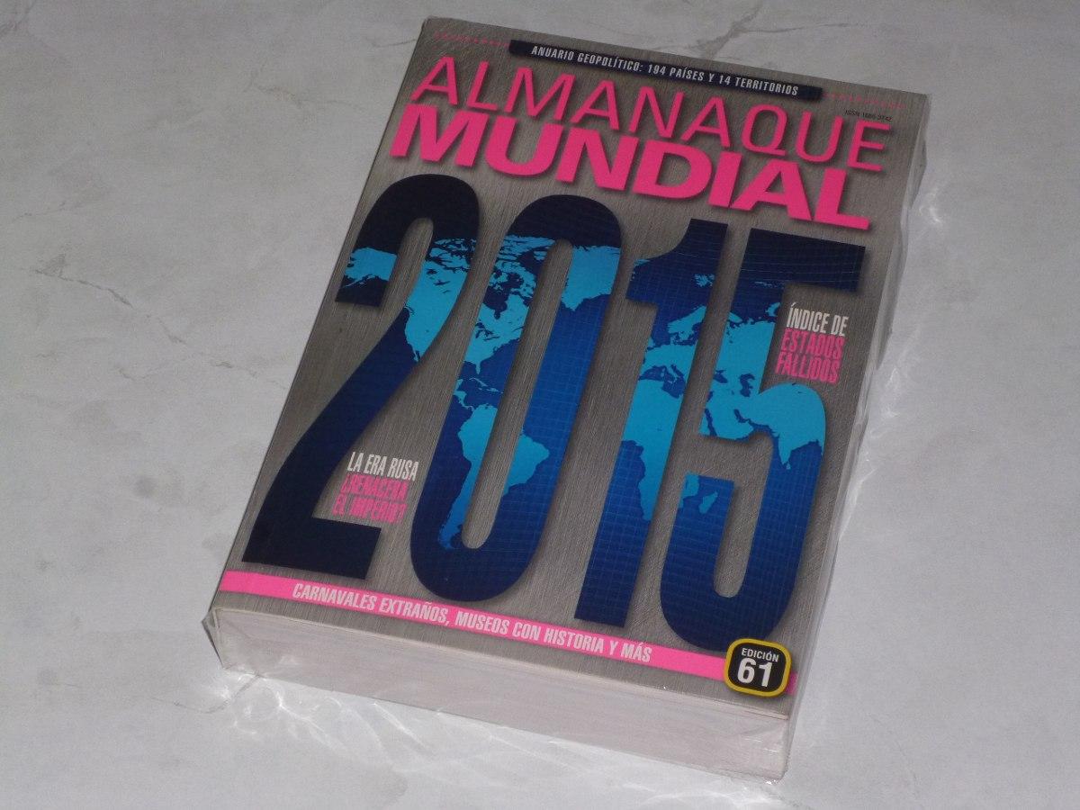 Almanaque Mundial 2015 Pdf Descargar Libros Gratis