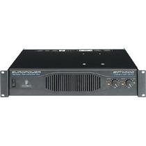 Behringer Ep4000 Power Amplificador De Poder Crown Peavey Nu