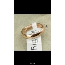 Juego D Aros Matrimonio Compromiso Novios Enchapado Oro 18k