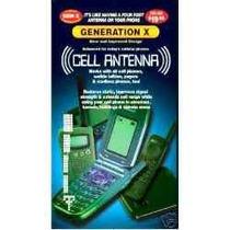 Mejora La Señal Celular Antena Generacion X Plus Barata