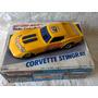 Antiguo Auto Corvette Stingray 1976 Japones A Control Remoto