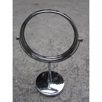 Mundo Vintage: Porta Espejo Circulas Con Base Sin Espejo