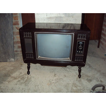 Ev Antiguo Televisor Imaco General Electric