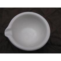Retrovirales: Viejo Mortero Pequeño De Ceramica