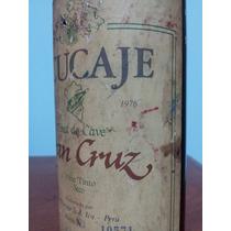 Vendo Mi Vino Marca Ocucaje Cosecha 1976