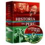 Libro Enciclopedia Historia Del Perú Lexus Original + Cd Rom