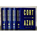 Julio Cortazar Obras Completas 4 Tomos Cuentos Poesia Novela