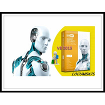 Antivirus Eset Smart Security V8 3 Pc X 1 Año Windows Orig