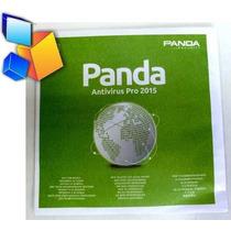 Licencia Antivirus Panda Pro 2015 X 1pc El Mejor 12 Meses