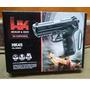 Pistola Hk - Co2.de Metal . Defensa Personal
