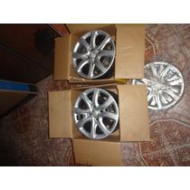 Vendo Aros De Fierro 14 Originales De Hyundai Accent 2014