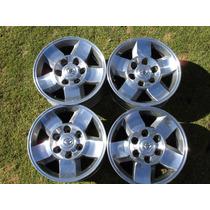 Juego De Aros Toyota 16 Fj Cruiser, Hilux, Prado, Fortuner