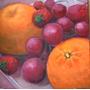 Arte Decorativo Frutas Gigantes