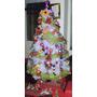 Adornos En Telar Navidad - Artesania - Regalos